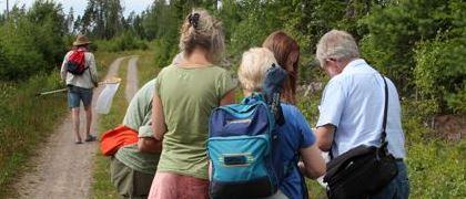Burmavägen 2013-07-18. Foto: Uno Milberg