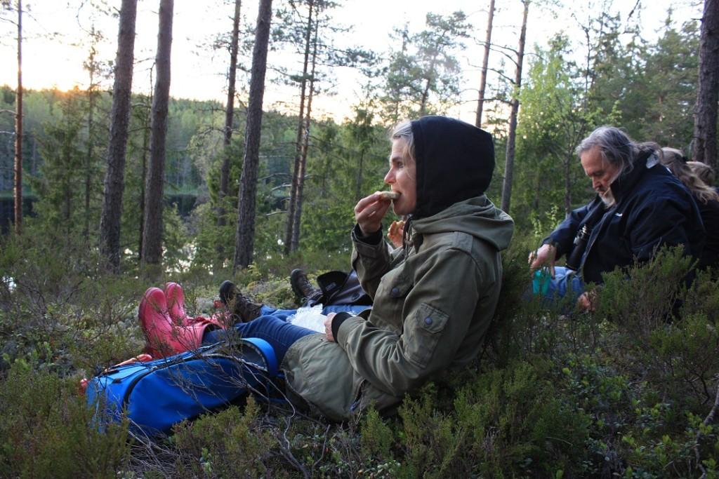 Annika Odby och Hans Jansson